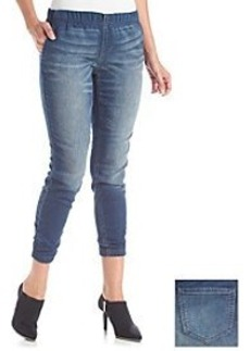 DKNY JEANS® Knit Denim Look Jogger