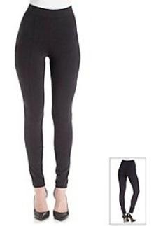 DKNY JEANS® Pieced Knit Leggings