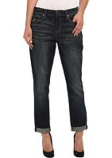 DKNY Jeans Rolled Bleecker Boyfriend Jean in Arlington Wash