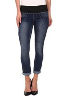 DKNY Jeans Sculpted Leggings Rolled Crop in Conditioning Wash