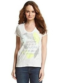 DKNY JEANS® Show Your Colors Tee