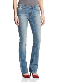 DKNY Jeans Women's Ave B Slim Boot Jean Earth and Water