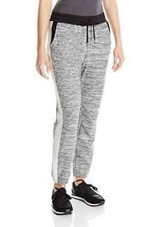 DKNY Jeans Women's Colorblock Drawstring Pant