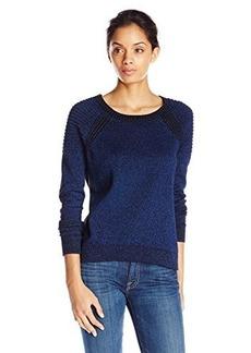 DKNY Jeans Women's Lurex Sweatshirt Pullover