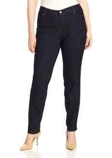 DKNY Jeans Women's Plus-Size Soho Skinny Stockholm Wash