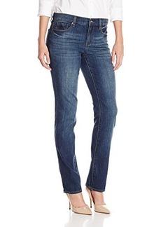 DKNY Jeans Women's Soho Straight Jean 30 Inch