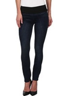 Sculpted by DKNY Jeans Legging in Deep Sea