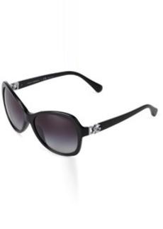 D&G Dolce & Gabbana 0DG4163P 501/8G Butterfly Sunglasses