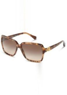 D&G Dolce & Gabbana 0DG4164P 501/8G Butterfly Sunglasses