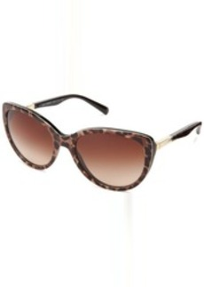 D&G Dolce & Gabbana 0DG4175 Cat Eye Sunglasses