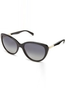 D&G Dolce & Gabbana 0DG4175 Polarized Cat Eye Sunglasses