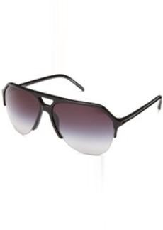 D&G Dolce & Gabbana 0DG4178 Aviator Sunglasses