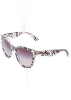 D&G Dolce & Gabbana 0DG4190 19018G54 Oversized Sunglasses