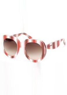 D&G Dolce & Gabbana 0DG4191P 27198G50 Oversized Sunglasses