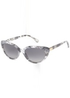 D&G Dolce & Gabbana 0DG4194 2732T355 Polarized Cat-Eye Sunglasses