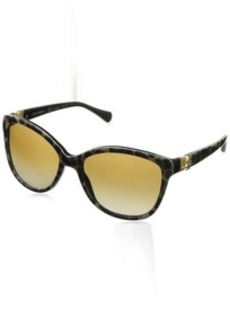 D&G Dolce & Gabbana Women's 0Dg4162P Cat Eye Polarized Sunglasses