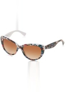 D&G Dolce & Gabbana Women's 0DG4189 Cat-eye Sunglasses