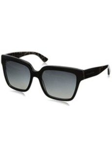 D&G Dolce & Gabbana Women's 0DG4234 Square Polarized Sunglasses