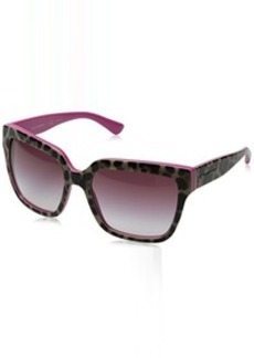 D&G Dolce & Gabbana Women's 0DG4234 Square Sunglasses