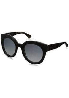 D&G Dolce & Gabbana Women's 0DG4235 Round Polarized Sunglasses