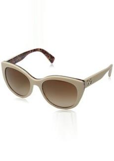 D&G Dolce & Gabbana Women's DG4217 Round Sunglasses
