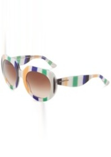 Dolce & Gabbana - Womens Stripes Special Project Sunglasses