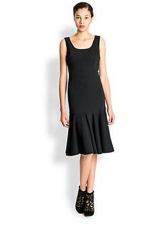 Dolce & Gabbana Cady Tank Dress