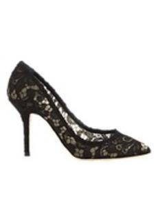 Dolce & Gabbana Lace Bellucci R Pumps