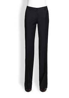Dolce & Gabbana Wool Suit Trousers