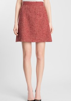 Dolce&Gabbana Herringbone Skirt