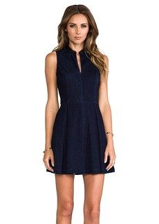 Dolce Vita Ashelle Dress in Navy