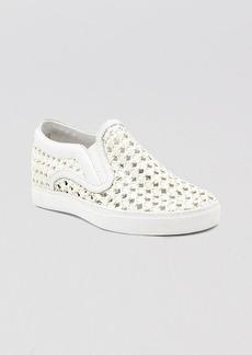 Dolce Vita Basket Weave Sneakers - Zeplin