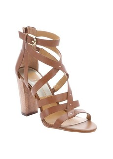 Dolce Vita brown leather 'Nolin' strappy sandals