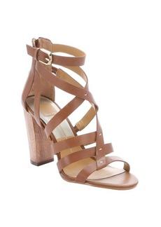 Dolce Vita brown leather 'Nolin' strappy sandals