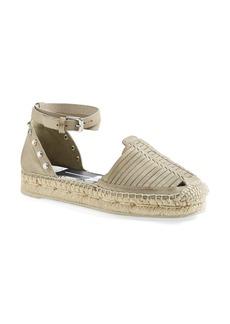 Dolce Vita 'Ceyla' Leather Ankle Strap Espadrille (Women)