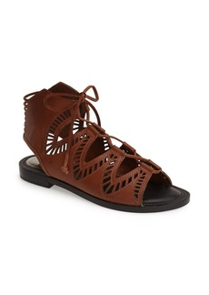 Dolce Vita 'Deklon' Leather Gladiator Sandal (Women)