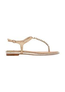 Dolce Vita Ensley Sandal in Metallic Gold