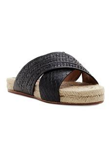 Dolce Vita Espadrille Slide Sandals - Genivee Criss Cross Woven