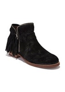 "Dolce Vita® ""Fischer"" Low Booties with Fringe Detail"