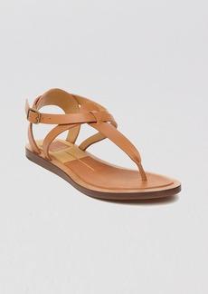 Dolce Vita Flat Thong Sandals - Fabia