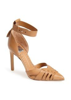 Dolce Vita 'Kaiza' Pointy Toe Ankle Strap Pump (Women)