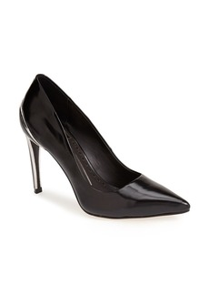 Dolce Vita 'Karisse' Leather Pointed Toe Pump (Women)
