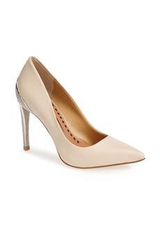 Dolce Vita 'Karisse' Leather Pointed Toe Pump (Women)