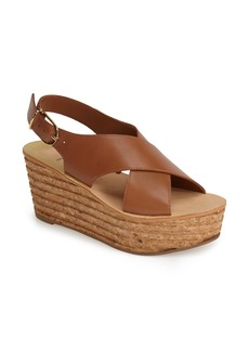 Dolce Vita 'Maize' Cork Wedge Slingback Sandal (Women)