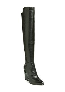 Dolce Vita 'Nikka' Over the Knee Leather Boot (Women)