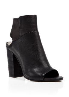Dolce Vita Open Toe Booties - Leka High Heel