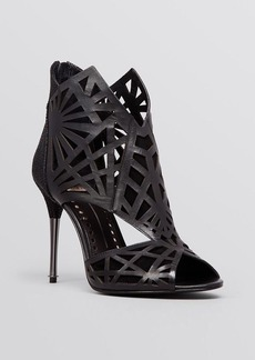 Dolce Vita Open Toe Caged Evening Sandals - Hadrian High Heel