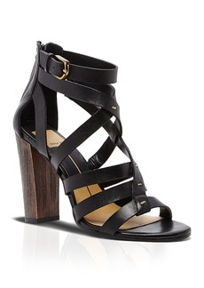 Dolce Vita Open Toe Sandals - Nolin High Heel