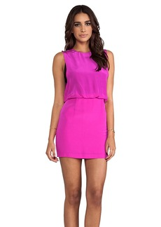 Dolce Vita Osana Dress in Fuchsia