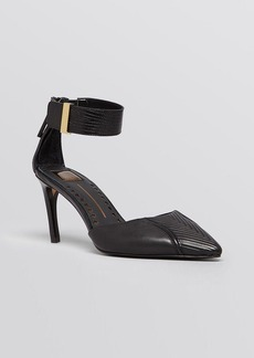Dolce Vita Pointed Toe D'Orsay Pumps - Dorsey High Heel